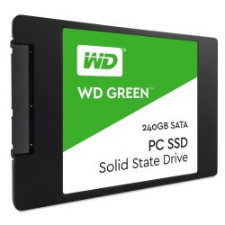 SSD WESTERN DIGITAL - WD Green 240GB
