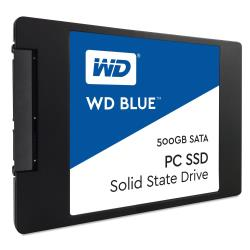 Disque dur interne WESTERN DIGITAL - WD Blue PC SSD WDS500G1B0A -...