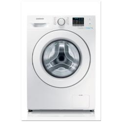 Lave-linge Samsung WF90F5E0W2W - Machine à laver - pose libre - chargement frontal