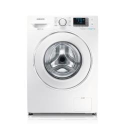 Lave-linge Samsung Ecolavaggio Premium WF90F5E5P4W - Machine à laver - pose libre - largeur : 60 cm - profondeur : 55 cm - hauteur : 85 cm - chargemen