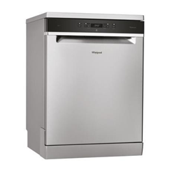 Lave-vaisselle Whirlpool Supreme Clean WFC3C26PX - Lave-vaisselle - pose libre - largeur : 60 cm - profondeur : 60 cm - hauteur : 85 cm