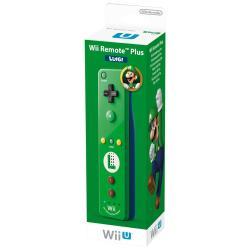 Contrôleurs NINTENDO Wii Remote Plus Luigi - Remote - sans fil - pour Nintendo Wii