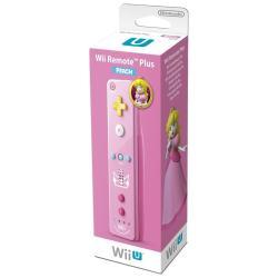 Contrôleurs NINTENDO Wii Remote Plus - Princess Peach - Remote - sans fil - rose - pour Nintendo Wii