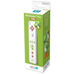 Contrôleurs NINTENDO Wii Remote Plus - Yoshi Edition - Remote - sans fil - pour Nintendo Wii