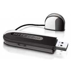 Adaptateur Sitecom WLA-5100 - Adaptateur réseau - USB 2.0 - 802.11b, 802.11g, 802.11n