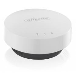 Point d'accès Sitecom WLX-3000B Wireless Ceiling PoE Access Point N300 - Borne d'accès sans fil - 802.11b/g/n