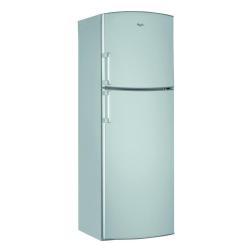 Réfrigérateur Whirlpool WTE31132TS - Réfrigérateur/congélateur - pose libre - largeur : 59.5 cm - profondeur : 64 cm - hauteur : 172.5 cm - 316 litres - congélateur haut - Classe A++ - inox mat