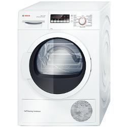 Sèche-linge Bosch Serie 4 Maxx WTW86218II - Sèche-linge - pose libre - largeur : 59.8 cm - profondeur : 65.2 cm - hauteur : 84.2 cm - chargement frontal