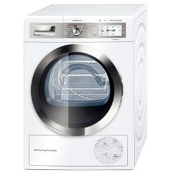 Sèche-linge Bosch HomeProfessional WTY88718IT - Sèche-linge - pose libre - largeur : 59.8 cm - profondeur : 63.4 cm - hauteur : 84.2 cm - chargement frontal