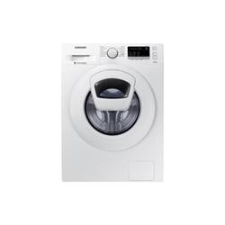 Lave-linge Samsung WW80K4430YW - Machine à laver - pose libre - largeur : 60 cm - profondeur : 55 cm - hauteur : 85 cm - chargement frontal - 8 kg - 1