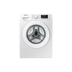 Lave-linge Samsung Ecobubble WW90J5255MW - Machine à laver - pose libre - largeur : 60 cm - profondeur : 55 cm - hauteur : 85 cm - chargement frontal
