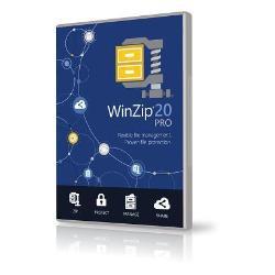 Software Corel - Winzip pro 20