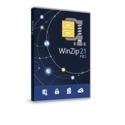 Logiciel WinZip Pro - (v. 21) - ensemble de boîtes - 1 utilisateur - DVD - Win - Multi-Lingual - Europe
