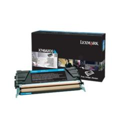 Toner Lexmark - X746a3cg