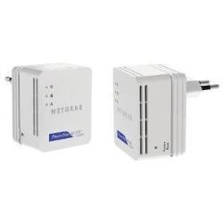 Power line Netgear - Kit 2 Adattatori Nano Powerline