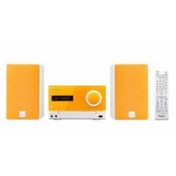 Micro Hi-Fi Pioneer - X-CM35-D Arancio