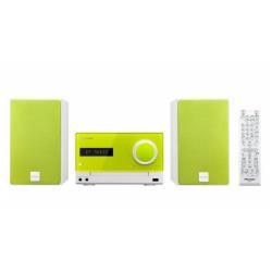 Micro Hi-Fi Pioneer - X-CM35 Verde
