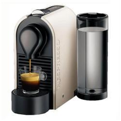 Expresso et cafetière Krups Nespresso U XN 2501 - Machine à café - 19 bar - crème pur