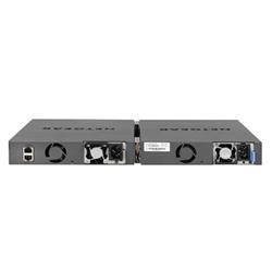 Commutateur NETGEAR ProSAFE M4300-8X8F - Commutateur - C3 - Géré - 8 x 10/100/1000/10000 + 8 x 10 Gigabit SFP+ - Montable sur rack