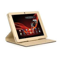 "Tablette tactile Hamlet Zelig PadL 970H2 - Tablette - Android 4.1 (Jelly Bean) - 8 Go - 9.7"" IPS (1024 x 768) - Logement microSD"