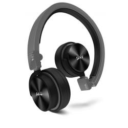 AKG Y40 - Casque avec micro - sur-oreille - jack 3.5mm - noir anthracite