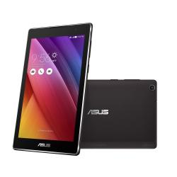 "Tablette tactile ASUS ZenPad C 7.0 Z170CG - Tablette - Android 5.0 (Lollipop) - 16 Go - 7"" IPS (1024 x 600) - Logement microSD - 3G - noir"
