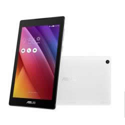 "Tablette tactile ASUS ZenPad C 7.0 Z170CG - Tablette - Android 5.0 (Lollipop) - 16 Go - 7"" IPS (1280 x 800) - Logement microSD - 3G - blanc"