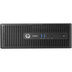PC Desktop HP - 400 g3 sff