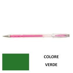 Stylo Zebra J-Roller RX - Roller - vert - encre gel à pigment à base d'eau - 0.7 mm - moyen - pack de 12