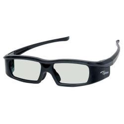 Optoma ZF2300 - Lunettes 3D - Obturateur actif - pour Optoma DH1008, DH1009, EH200, GT1070, GT1080, HD141, HD151, HD161, HD26, HD36, HD50, HD90