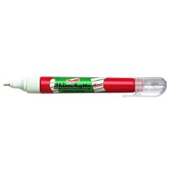 Pentel Pocket - Stylo correcteur - fin - 7 ml - blanc
