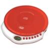 Lecteur MP3 Trevi - Trevi cmp 498 - Lecteur CD - rouge