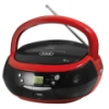 Boombox Trevi - CMP 532 USB Rosso