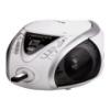 Boombox Trevi - CMP 542 USB Bianco