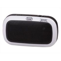 Radio Trevi RS 745 - Haut-parleur - pour utilisation mobile - 4 Watt - blanc