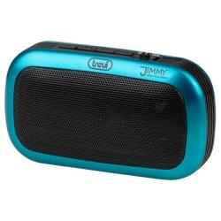Radio Trevi RS 745 - Haut-parleur - pour utilisation mobile - 4 Watt - bleu