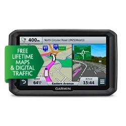 Navigateur satellitaire Garmin dezl 770LMT - Navigateur GPS - automobile 7 po grand écran