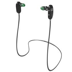 trevi hmp 1245 BT - Écouteurs avec micro - intra-auriculaire - sans fil - Bluetooth - noir