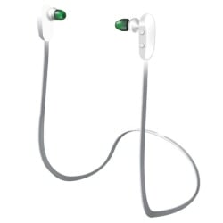 trevi hmp 1245 BT - Écouteurs avec micro - intra-auriculaire - sans fil - Bluetooth - blanc