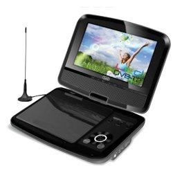 Lettore DVD portatile Trevi - DVBX 1413 T DVB-T2