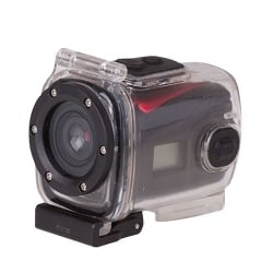 Action cam Trevi - Action Cam Go 2100 HD Rossa