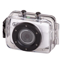 Action cam Trevi - Action Cam GO 2200 HD Bianco