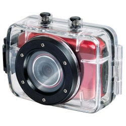 Action cam Trevi - Action Cam GO 2200 HD Rossa