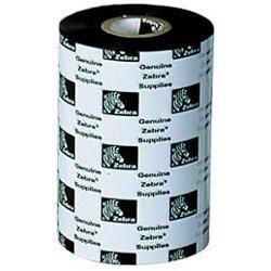 Zebra 3200 Wax/Resin - Pack de 6 - noir - 110 mm x 450 m - recharge ruban d'encre d'imprimante (transfert thermique) - pour Zebra R-140, R4Mplus, S4M; PAX 110, 170, R110; Xi Series 110, 140, 170, 220, R110