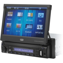 Autoradio Trevi - MDV 6350 BT Bluetooth