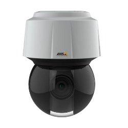 Caméscope pour vidéo surveillance AXIS Q6115-E PTZ Dome 50Hz - Caméra de surveillance réseau - PIZ - extérieur - anti-poussière / étanche - couleur (Jour et nuit) - 1920 x 1080 - 720p - diaphragme automatique - MPEG-4, MJPEG, H.264 - High PoE