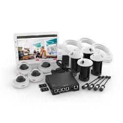Telecamera per videosorveglianza Axis - F34 surveillance system