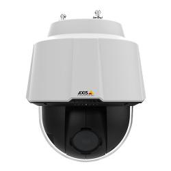 Caméscope pour vidéo surveillance AXIS P5635-E Mk II 50 Hz - Caméra de surveillance réseau - PIZ - extérieur - couleur (Jour et nuit) - 720p, 1080p - diaphragme automatique - audio - LAN 10/100 - MJPEG, H.264, MPEG-4 AVC - CA 120/230 V - DC 20 - 28 V / AC 20 - 24 V / PoE Plus