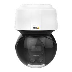 Caméscope pour vidéo surveillance AXIS Q6155-E 50Hz - Caméra de surveillance réseau - PIZ - extérieur - anti-poussière / imperméable / résistant aux dégradations - couleur (Jour et nuit) - 1920 x 1080 - 720p, 1080p - diaphragme automatique - LAN 10/100 - MPEG-4, MJPEG, H.264 - High PoE