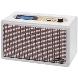 Radio Trevi SeventySix DS 1976 V - Anniversary Edition - radio - blanc